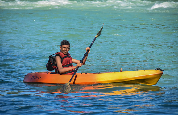 Water Activities Dandeli